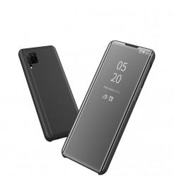 11291 - MadPhone ClearView калъф тефтер за Huawei P40 Lite
