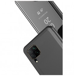 11295 - MadPhone ClearView калъф тефтер за Huawei P40 Lite