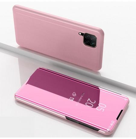 11299 - MadPhone ClearView калъф тефтер за Huawei P40 Lite