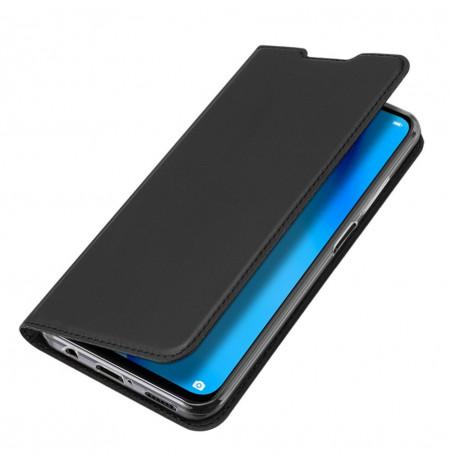 11312 - Dux Ducis Skin кожен калъф за Huawei P40 Lite