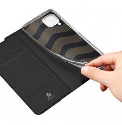 11317 - Dux Ducis Skin кожен калъф за Huawei P40 Lite