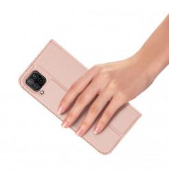 11327 - Dux Ducis Skin кожен калъф за Huawei P40 Lite