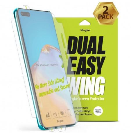 11343 - Ringke Dual Easy Film протектор за Huawei P40 Pro
