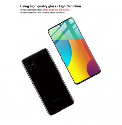 1135 - 3D стъклен протектор за целия дисплей Samsung Galaxy A71