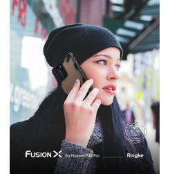 11368 - Ringke Fusion X хибриден кейс за Huawei P40 Pro