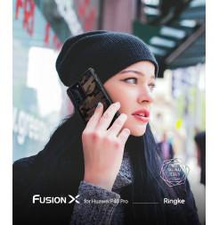 11380 - Ringke Fusion X хибриден кейс за Huawei P40 Pro