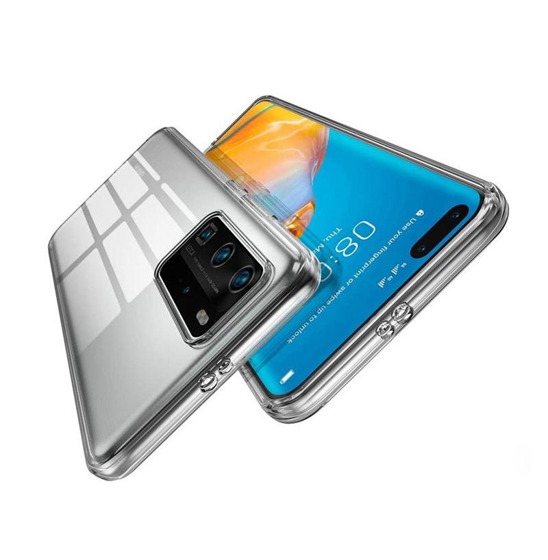 11395 - MadPhone супер слим силиконов гръб за Huawei P40 Pro