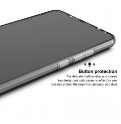 11405 - IMAK UX6 прозрачен силиконов кейс за Huawei P40 Pro
