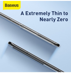 11414 - Baseus Simple силиконов калъф за Huawei P40 Pro