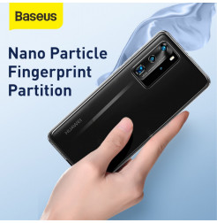 11416 - Baseus Simple силиконов калъф за Huawei P40 Pro