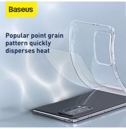 11417 - Baseus Simple силиконов калъф за Huawei P40 Pro