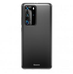 11427 - Baseus Matte Shield твърд кейс за Huawei P40 Pro