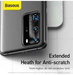 11430 - Baseus Matte Shield твърд кейс за Huawei P40 Pro