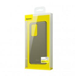 11431 - Baseus Matte Shield твърд кейс за Huawei P40 Pro