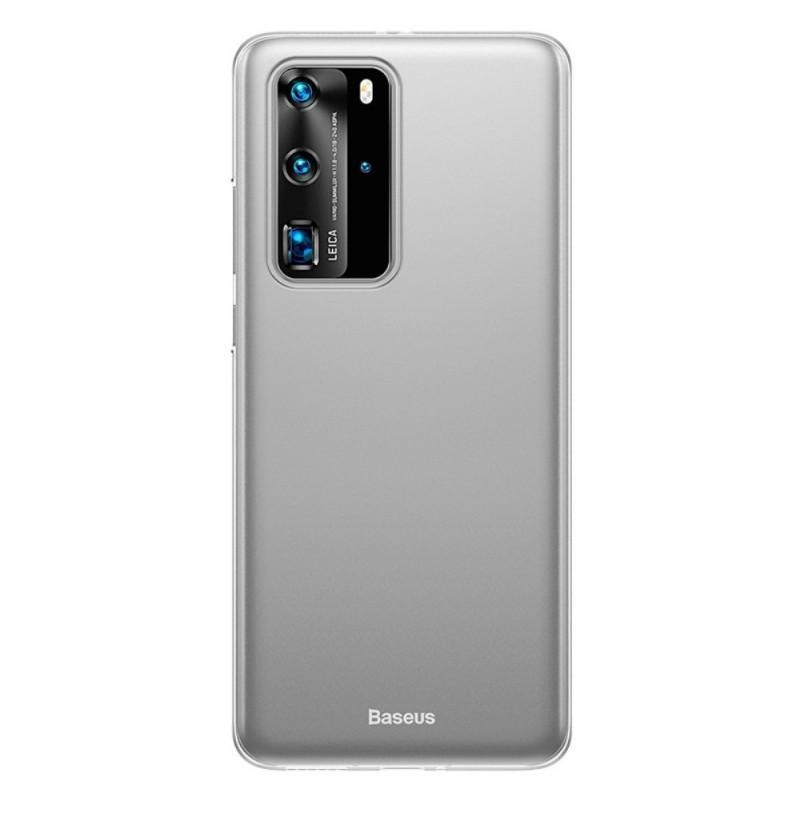 11437 - Baseus Matte Shield твърд кейс за Huawei P40 Pro