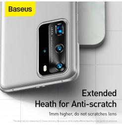 11440 - Baseus Matte Shield твърд кейс за Huawei P40 Pro