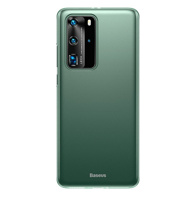 11447 - Baseus Matte Shield твърд кейс за Huawei P40 Pro
