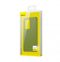 11451 - Baseus Matte Shield твърд кейс за Huawei P40 Pro