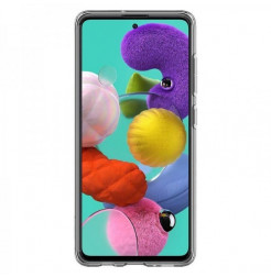 1146 - Spigen Liquid Crystal силиконов калъф за Samsung Galaxy A71