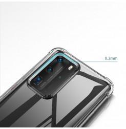 11473 - MadPhone удароустойчив силиконов калъф за Huawei P40 Pro