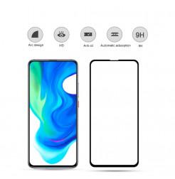 11530 - 3D стъклен протектор за целия дисплей Xiaomi Poco F2 Pro
