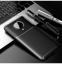 11548 - iPaky Carbon силиконов кейс калъф за Xiaomi Poco F2 Pro