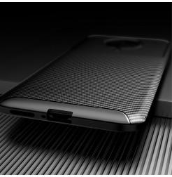 11550 - iPaky Carbon силиконов кейс калъф за Xiaomi Poco F2 Pro