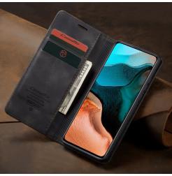 11591 - CaseMe премиум кожен калъф за Xiaomi Poco F2 Pro