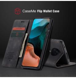 11593 - CaseMe премиум кожен калъф за Xiaomi Poco F2 Pro