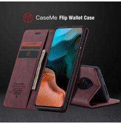 11603 - CaseMe премиум кожен калъф за Xiaomi Poco F2 Pro