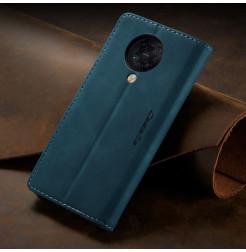 11610 - CaseMe премиум кожен калъф за Xiaomi Poco F2 Pro