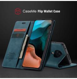 11613 - CaseMe премиум кожен калъф за Xiaomi Poco F2 Pro