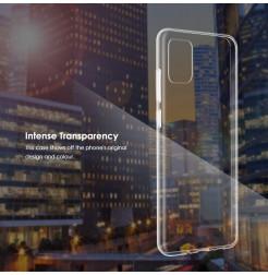1162 - MadPhone супер слим силиконов гръб за Samsung Galaxy A71