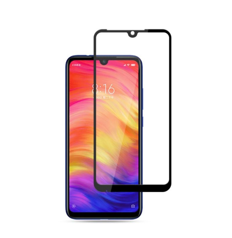 11620 - 3D стъклен протектор за целия дисплей Xiaomi Redmi Note 7 / Note 7 Pro