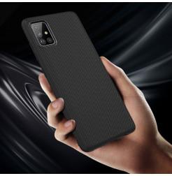 1166 - MadPhone релефен TPU калъф за Samsung Galaxy A71