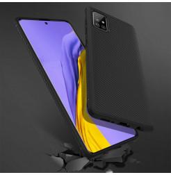 1167 - MadPhone релефен TPU калъф за Samsung Galaxy A71