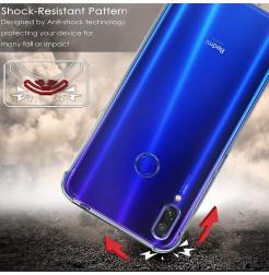 11681 - MadPhone удароустойчив силиконов калъф за Xiaomi Redmi Note 7 / Note 7 Pro