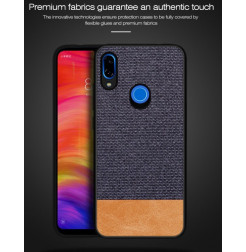 11750 - MadPhone Split кейс от плат и кожа за Xiaomi Redmi Note 7 / Note 7 Pro
