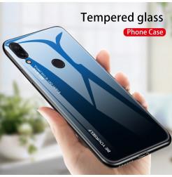 11760 - NXE Sky Glass стъклен калъф за Xiaomi Redmi Note 7 / Note 7 Pro