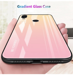 11770 - NXE Sky Glass стъклен калъф за Xiaomi Redmi Note 7 / Note 7 Pro
