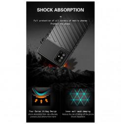 1178 - MadPhone Thunder силиконов кейс за Samsung Galaxy A71