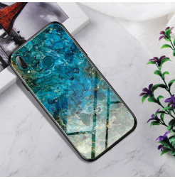 11785 - NXE Sky Glass стъклен калъф за Xiaomi Redmi Note 7 / Note 7 Pro