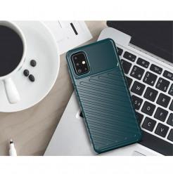 1182 - MadPhone Thunder силиконов кейс за Samsung Galaxy A71