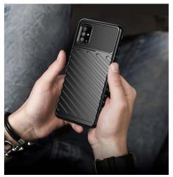 1185 - MadPhone Thunder силиконов кейс за Samsung Galaxy A71