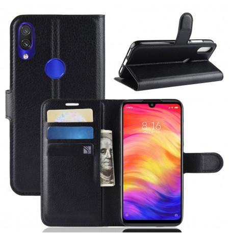 11918 - MadPhone кожен калъф за Xiaomi Redmi Note 7 / Note 7 Pro