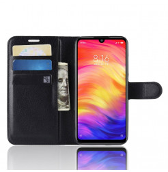 11920 - MadPhone кожен калъф за Xiaomi Redmi Note 7 / Note 7 Pro