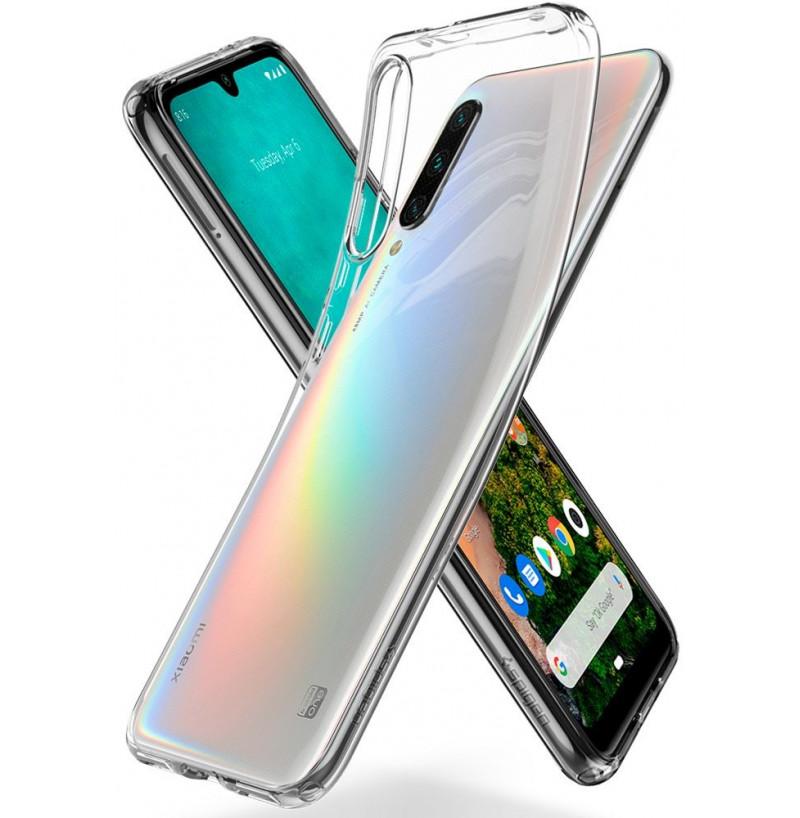 11998 - Spigen Liquid Crystal силиконов калъф за Xiaomi Mi A3