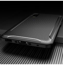 12035 - iPaky Carbon силиконов кейс калъф за Samsung Galaxy Xcover Pro