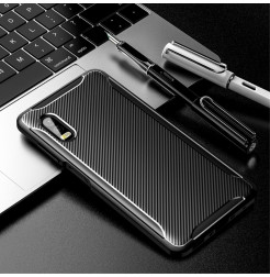 12039 - iPaky Carbon силиконов кейс калъф за Samsung Galaxy Xcover Pro