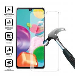 12042 - MadPhone стъклен протектор 9H за Samsung Galaxy A41
